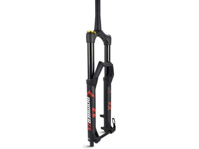 """Marzocchi Bomber Z1 Grip Sweep T Fjedergaffel 29"""" 130mm 15QRx110 Boost 51mm, blk"""